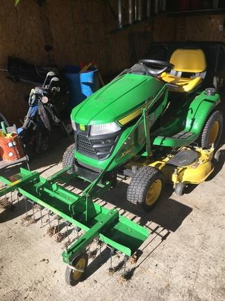 John Deere Gators >> 2015 John Deere X360 - Lawn & Garden Tractors - John Deere MachineFinder
