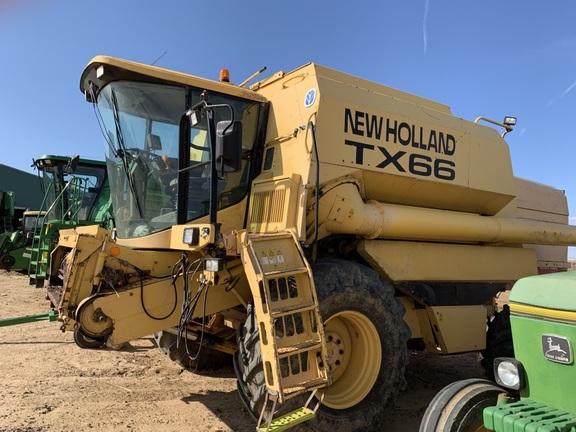 New Holland TX66