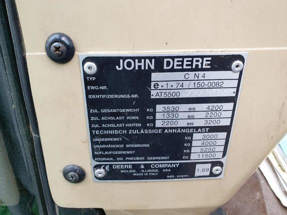 John Deere 5500N