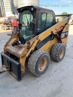 2014 Caterpillar 262D Image 2