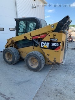 2014 Caterpillar 262D Image 1