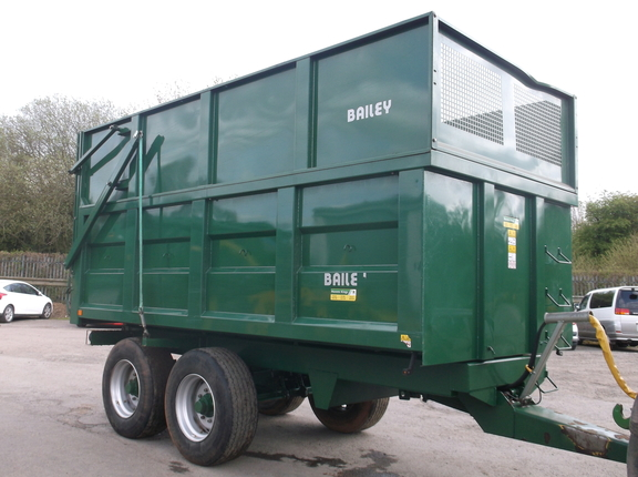 Bailey TAG 11 T Silage