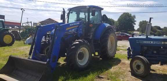 2014 New Holland T5.115