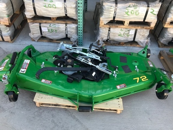 John Deere hood guard - for 80 loader Miscellaneous Turf for