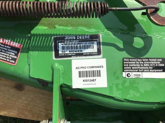 2010 John Deere 60D AUTOCONNECT
