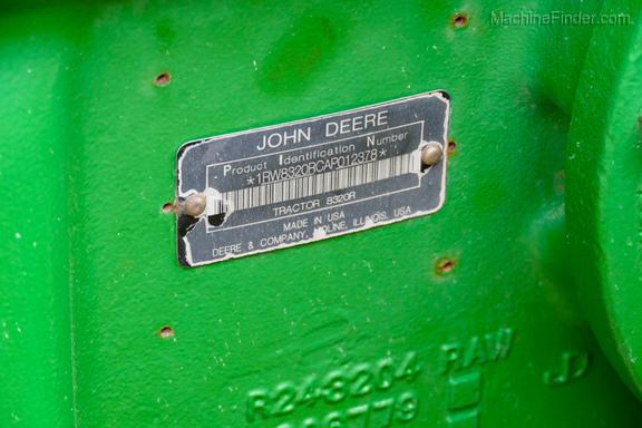 2010 John Deere 8320R-33