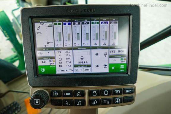 2016 John Deere 6130R-18