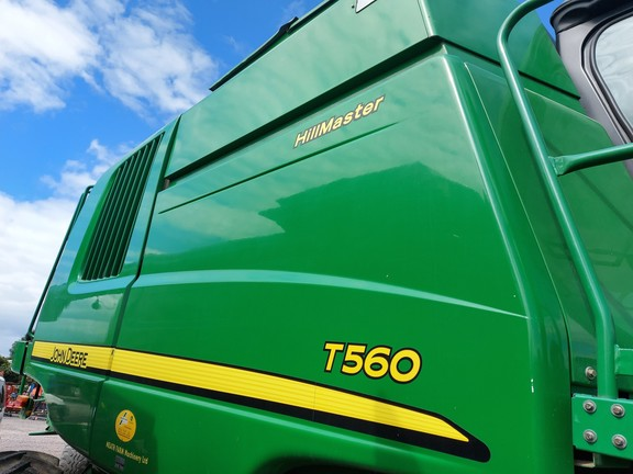 John Deere T560 HillMaster