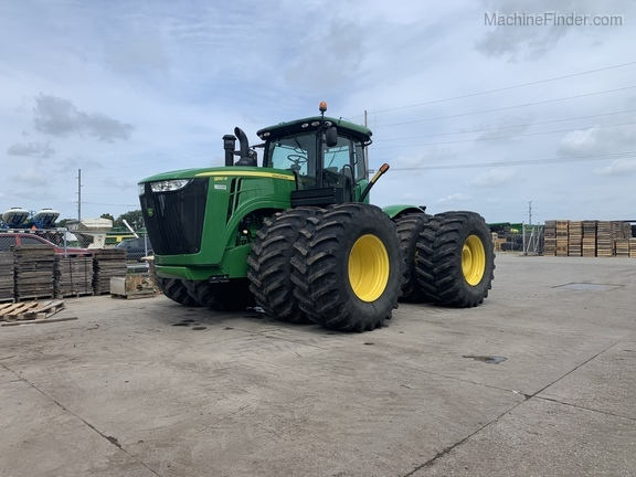 John Deere 9510r Articulated 4wd Tractors For Sale