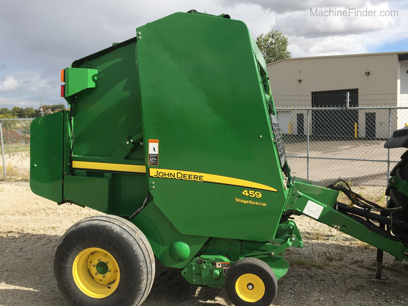 2013 John Deere 459 Silage Special Image 2