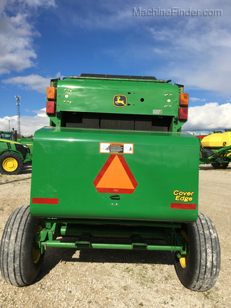 2013 John Deere 459 Silage Special Image 3