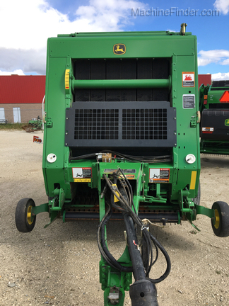 2013 John Deere 459 Silage Special Image 4