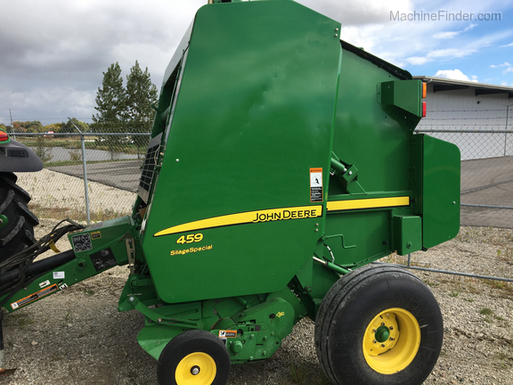 2013 John Deere 459 Silage Special Image 1