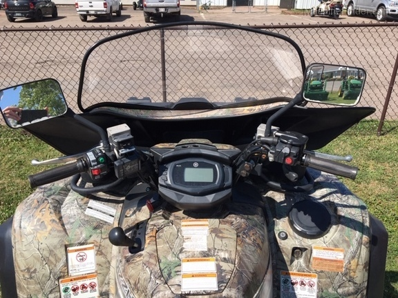 2018 Yamaha Grizzly 700 EPS Camo