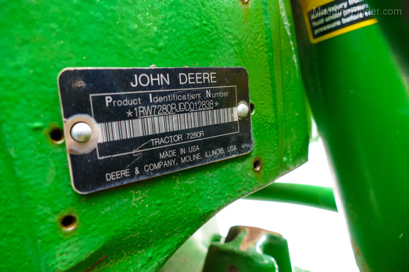 2013 John Deere 7280R-38