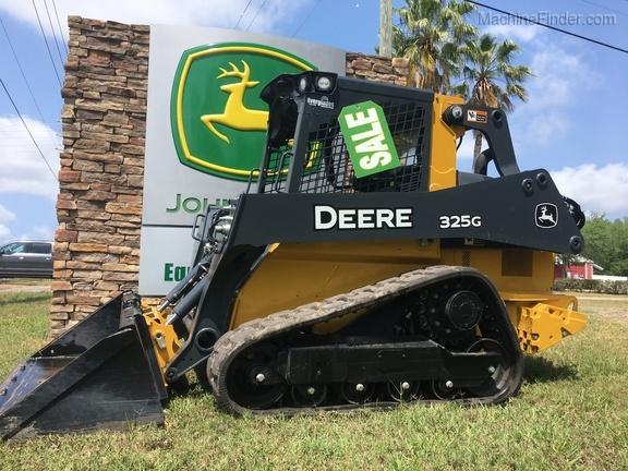 Pre-Owned John Deere 325G in Odessa, FL Photo 0