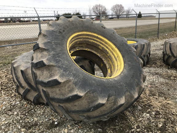 Goodyear 800/70R38 Tires & Wheels