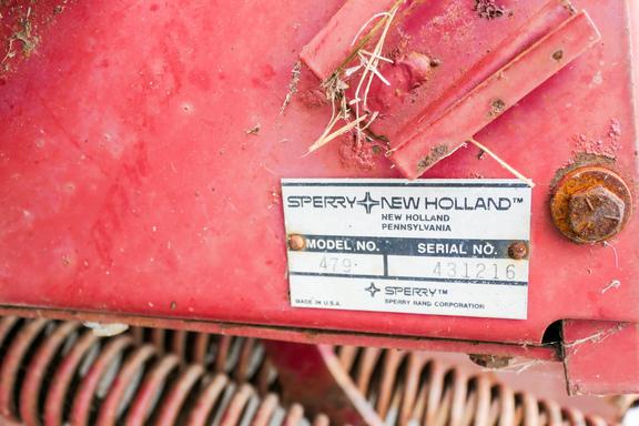 New Holland 479-12