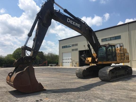 John Deere 450D LC Excavators for Sale | CEG