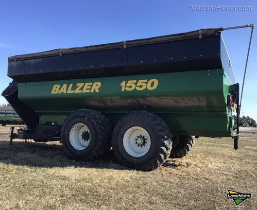 2009 Balzer 1550 - Grain Carts - Holdrege, NE