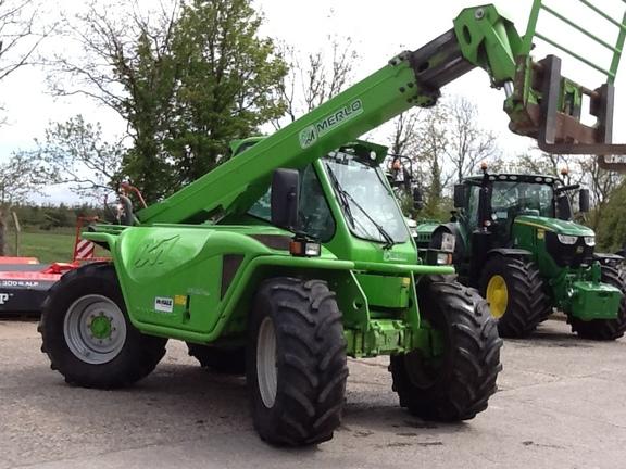 Merlo Turbo Farmer P34.7