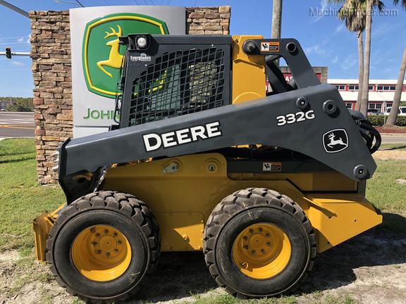 Pre-Owned John Deere 332G in Leesburg, FL Photo 1
