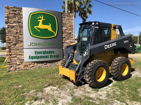 Pre-Owned John Deere 332G in Leesburg, FL Photo 0