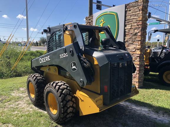Pre-Owned John Deere 332G in Leesburg, FL Photo 2