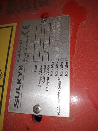 Sulky X44 PESSE GPS