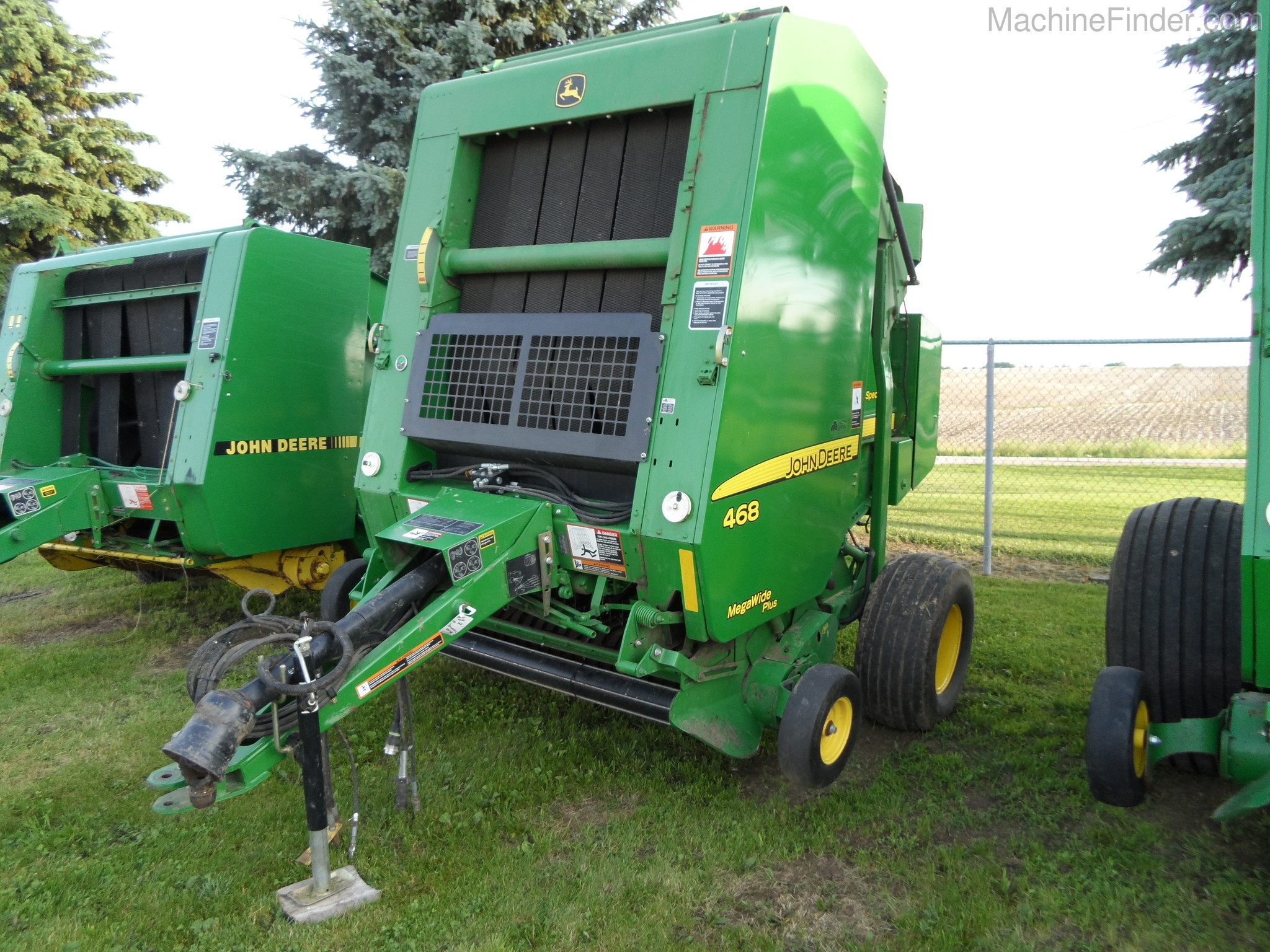 John Deere 468 Silage Special Round Balers for Sale   [111651]