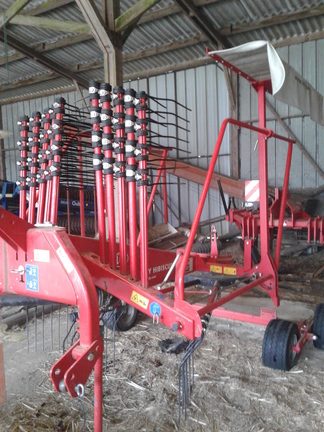 Lely HIBISCUS 485 S