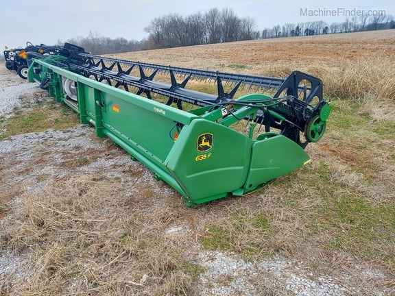 Photo of 2008 John Deere 635F