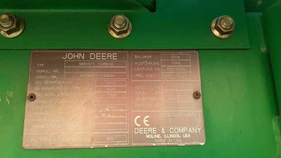 John Deere 9880STS