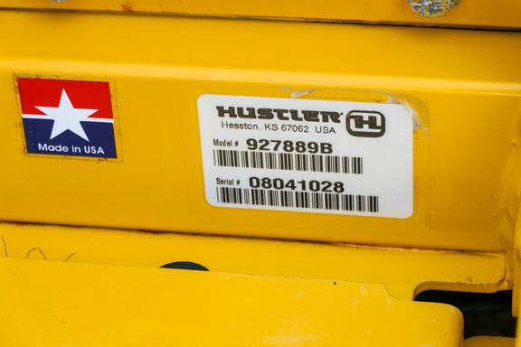 2008 Hustler Super Z 927889B-15