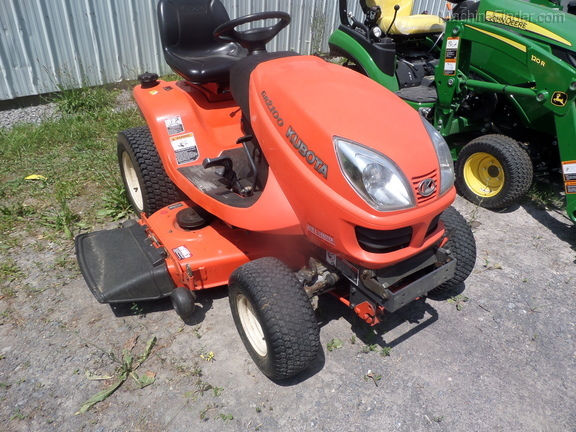 2007 kubota gr2100 lawn garden tractors watertown ny for Used lawn and garden equipment