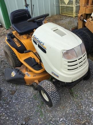 2008 Cub Cadet LT1042 - Used Lawn Mowers & Garden Tractors