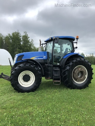 2009 New Holland T7050 Image 1