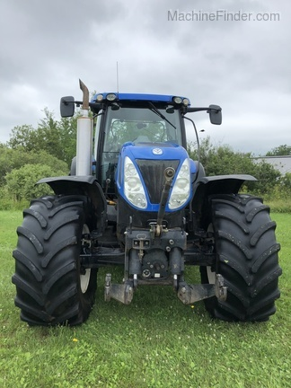 2009 New Holland T7050 Image 4