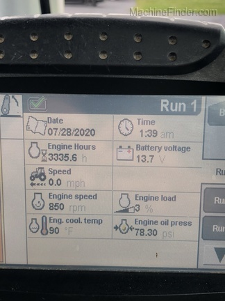 2009 New Holland T7050 Image 7