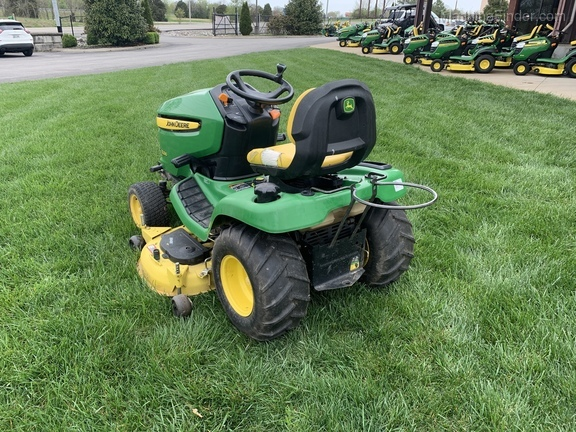 Photo of 2009 John Deere X320