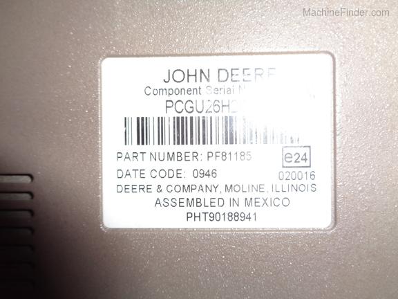 John Deere GRN STAR
