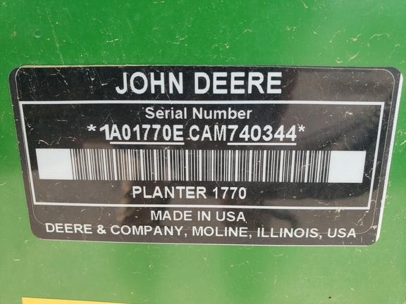 Photo of 2011 John Deere 1770NT CCS
