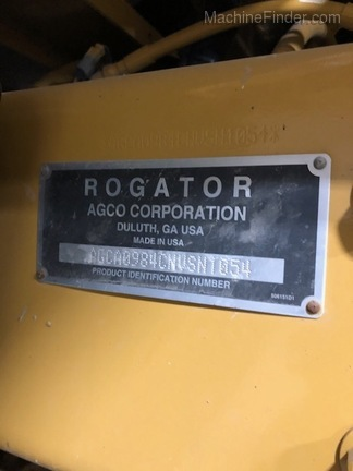 2010 RoGator 984-29