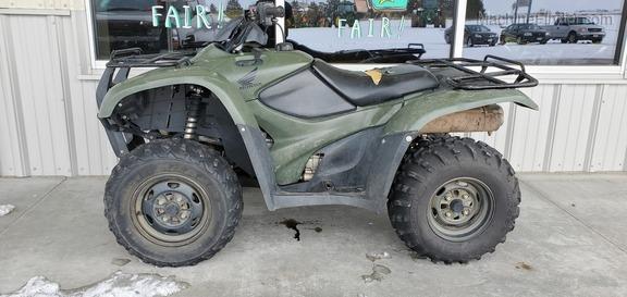 Honda TRX420FPA