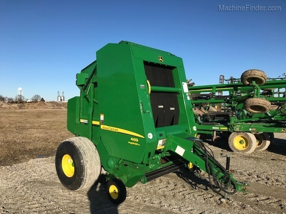 John Deere 569 Silage Special Round Balers for Sale | [113518]