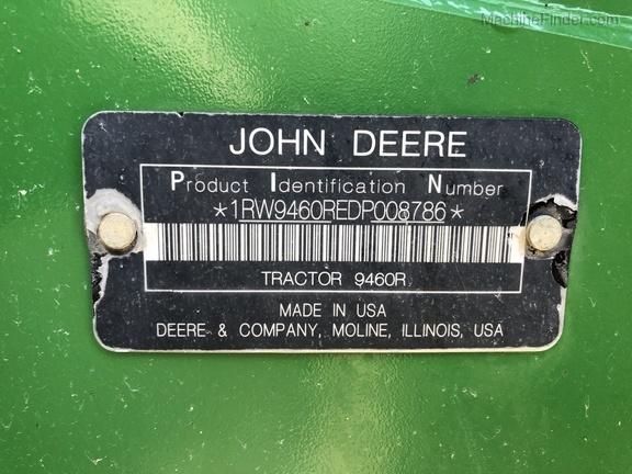 Photo of 2013 John Deere 9460R