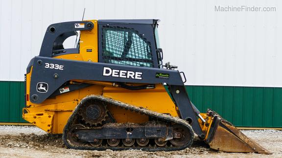 2013 John Deere 333E-4
