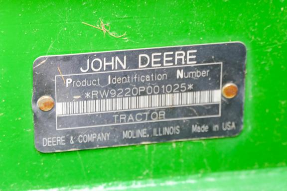 2002 John Deere 9220-28