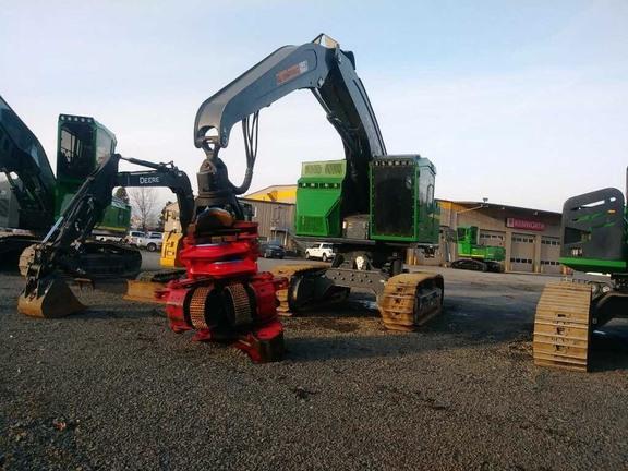 Feller Bunchers Logging Equipment for Sale : Forestry