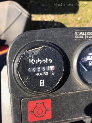 2016 Kubota ZG327